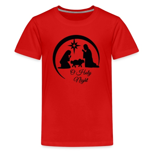 O Holy Night - Kids' Premium T-Shirt