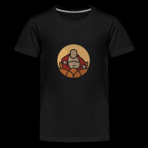 AMERICAN BUDDHA CO. COLOR - Kids' Premium T-Shirt