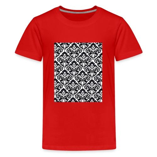 Damask Case - Kids' Premium T-Shirt