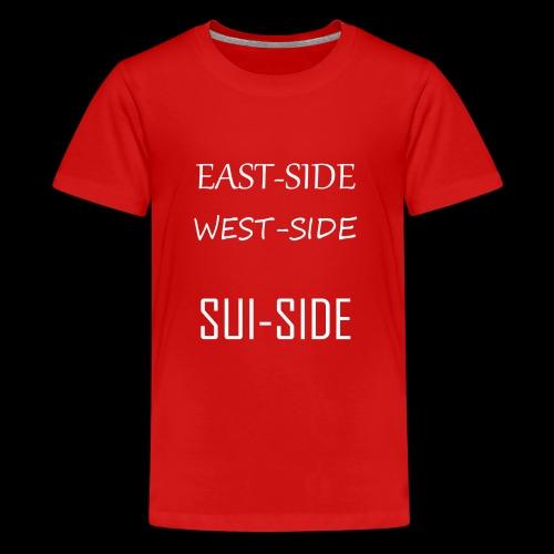 Suicide - Kids' Premium T-Shirt