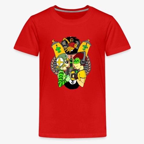 JGR Fantasy - Kids' Premium T-Shirt