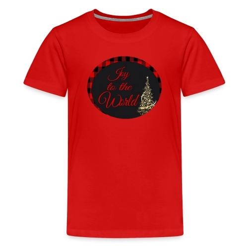Joy to the World - Kids' Premium T-Shirt