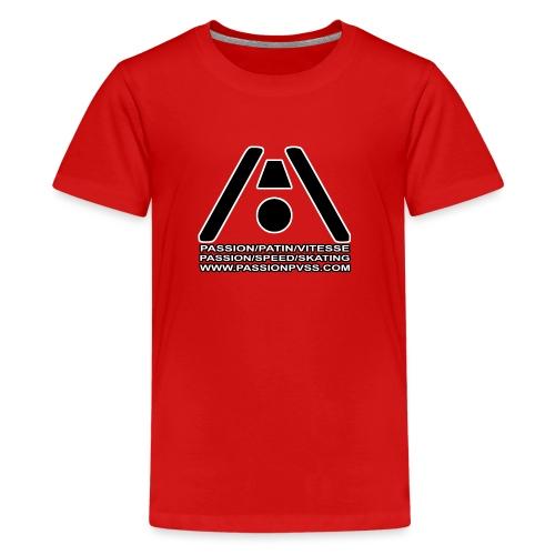 Passion / Skate / Speed - Passion / Speed / Skating - Kids' Premium T-Shirt