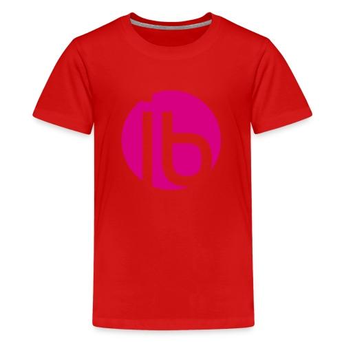 logo_isabelleBrunet - Kids' Premium T-Shirt