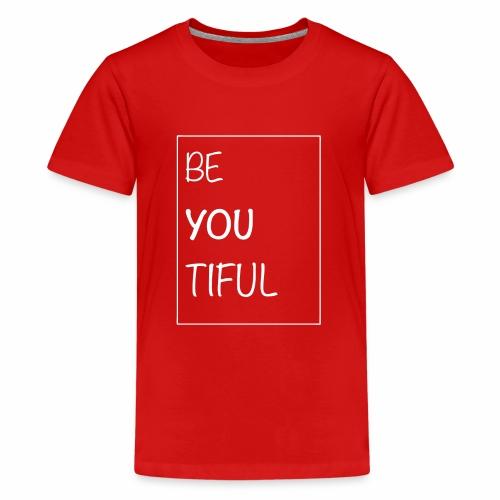 Beautiful - Kids' Premium T-Shirt
