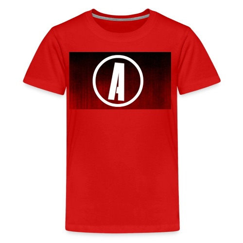 AlphaApexTV Logo Merch - Kids' Premium T-Shirt