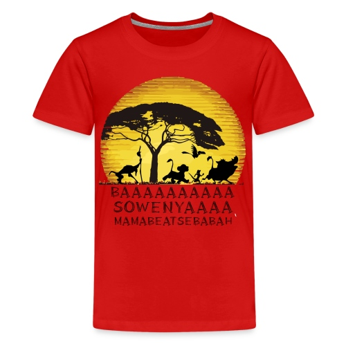 Lion King BAA - Kids' Premium T-Shirt