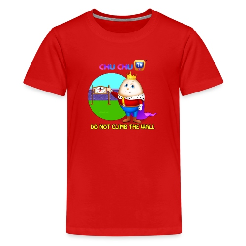 Motivational Slogan 7 - Kids' Premium T-Shirt