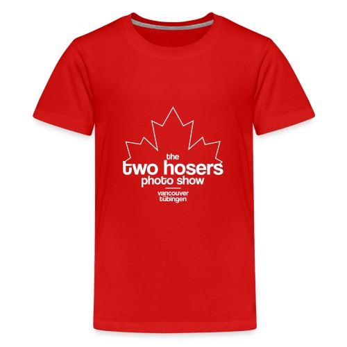 two hosers photo show - Kids' Premium T-Shirt