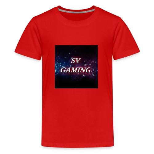 Cool SV Gaming - Kids' Premium T-Shirt