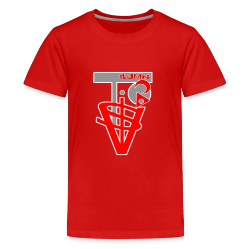 new TOSv logo 2 - Kids' Premium T-Shirt