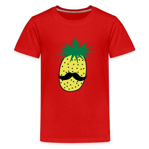 LUPI Pineapple - Kids' Premium T-Shirt