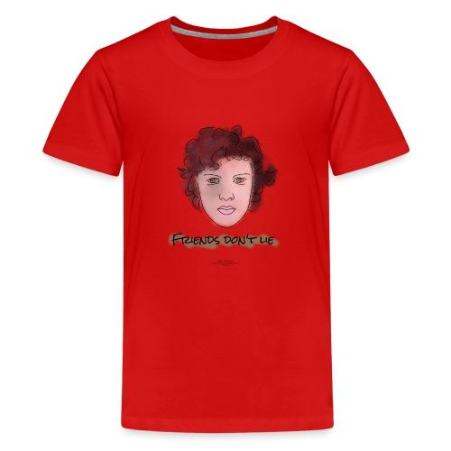 Friends Don't Lie - Kids' Premium T-Shirt