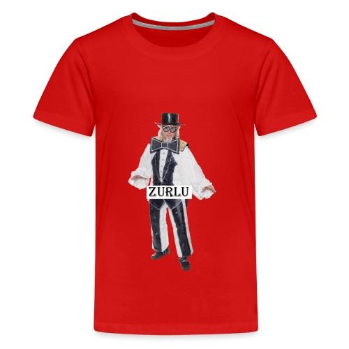 zurlu - Kids' Premium T-Shirt