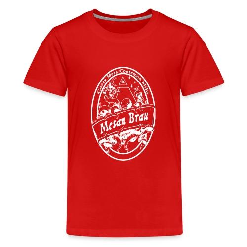 mesanbraucthsingle - Kids' Premium T-Shirt