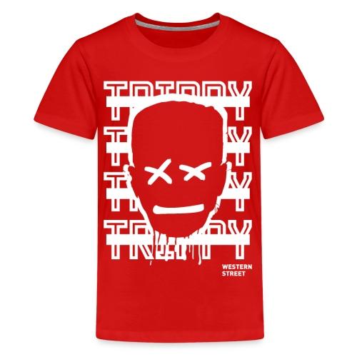 Trippy Design - Kids' Premium T-Shirt