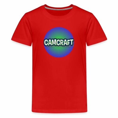 CamCraft Gaming - Kids' Premium T-Shirt