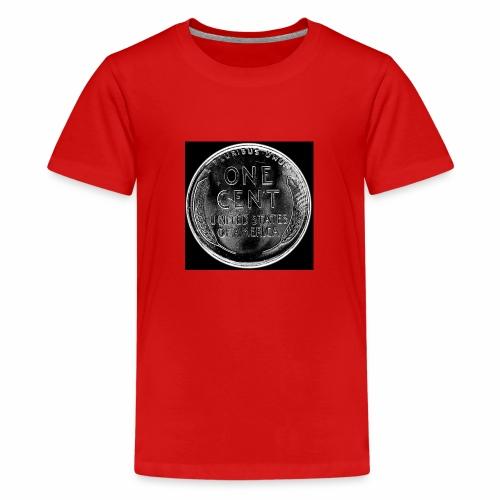 wheat back - Kids' Premium T-Shirt