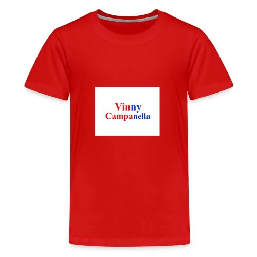 Logo For My Youtube - Kids' Premium T-Shirt