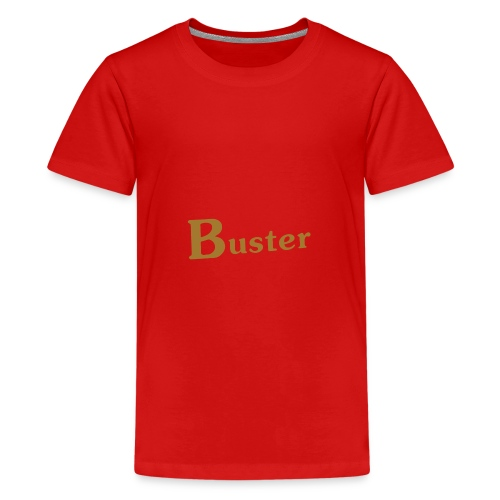 Buster Card - Kids' Premium T-Shirt