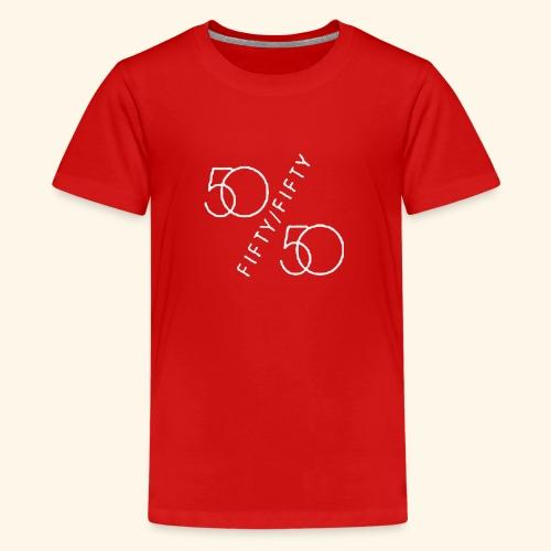 Fifty Fifty - Kids' Premium T-Shirt