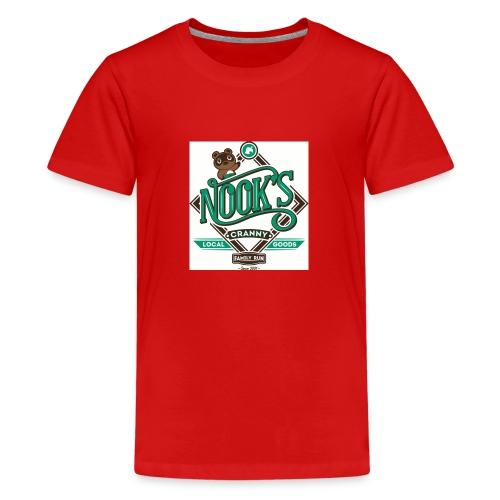 Nook's Cranny - Kids' Premium T-Shirt