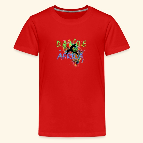 DanceAfrica1 - Kids' Premium T-Shirt