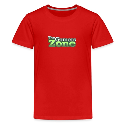 THE GAMERS ZONE - Kids' Premium T-Shirt
