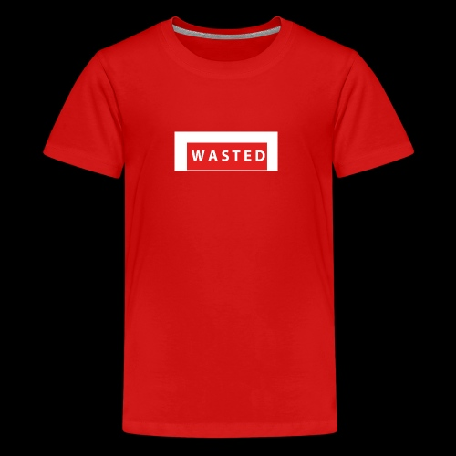 The Grid Apparel WASTED - Kids' Premium T-Shirt