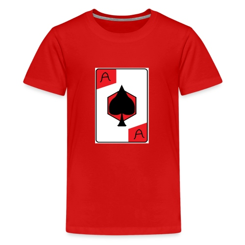 Ace of spades - Kids' Premium T-Shirt
