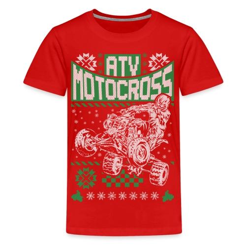 ATV Quad Motocross - Kids' Premium T-Shirt