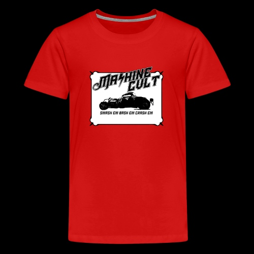 Smash em, Bash em, crash em - Kids' Premium T-Shirt