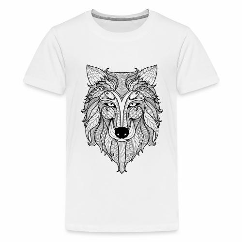 Classy Fox - Kids' Premium T-Shirt