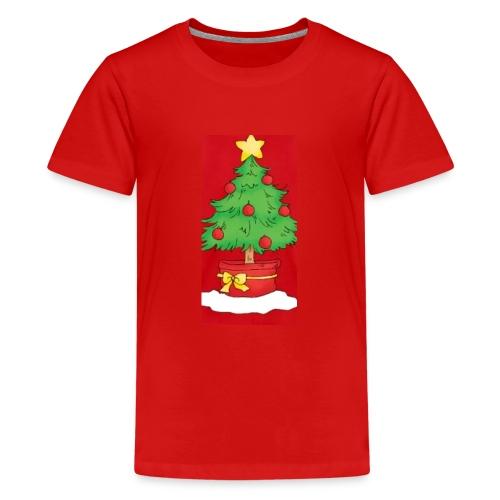 Xmas tree - Kids' Premium T-Shirt