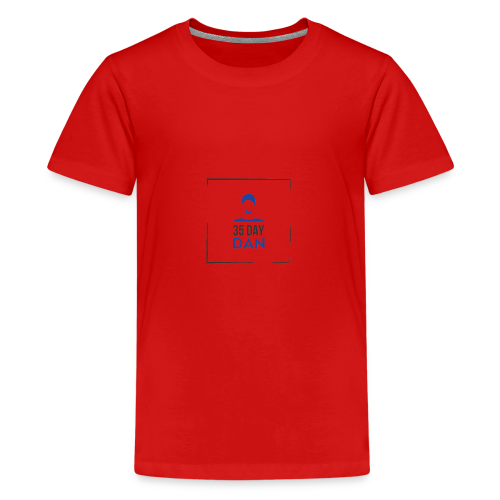 35DD Male - Kids' Premium T-Shirt