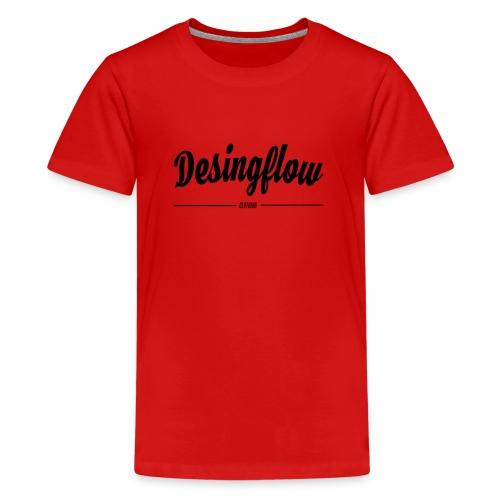 Going Back to the classic Shirt - Kids' Premium T-Shirt
