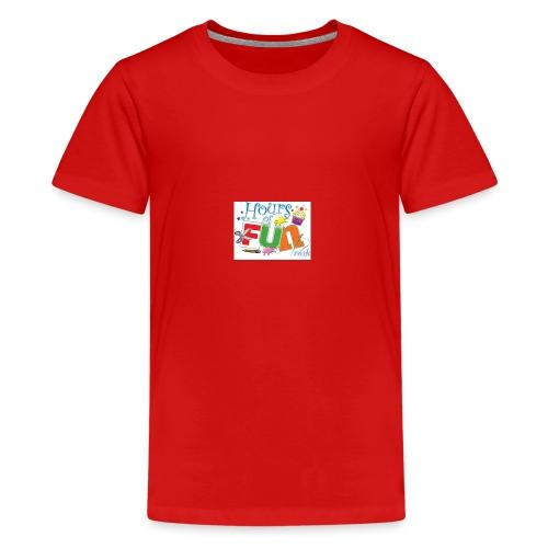 Ruby's merchandise - Kids' Premium T-Shirt
