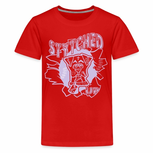 STYTCHED UP - Kids' Premium T-Shirt