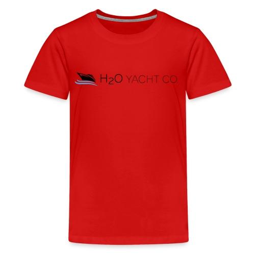 H2O Yacht Co. - Kids' Premium T-Shirt