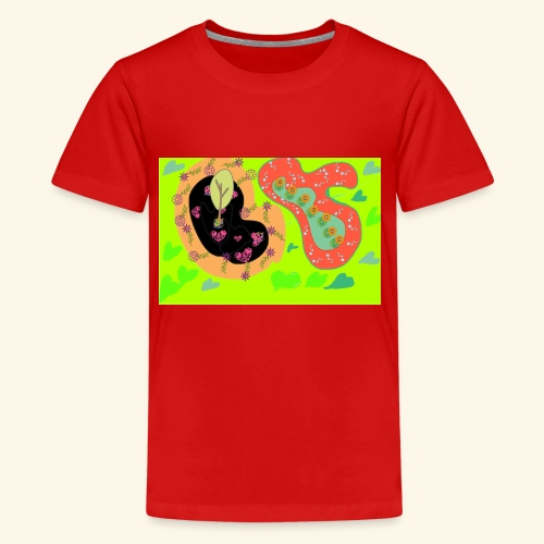 Floating gardens - Kids' Premium T-Shirt