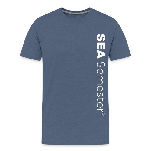 SEA Semester® Vertical - Kids' Premium T-Shirt