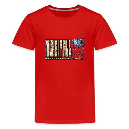 Nuke It All! 💥🍿 - Kids' Premium T-Shirt