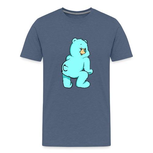 blue twerk - Kids' Premium T-Shirt