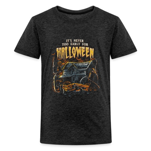 Slapped Ham Halloween - Kids' Premium T-Shirt