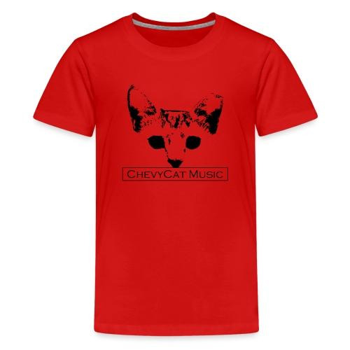 ChevyCat - Kids' Premium T-Shirt