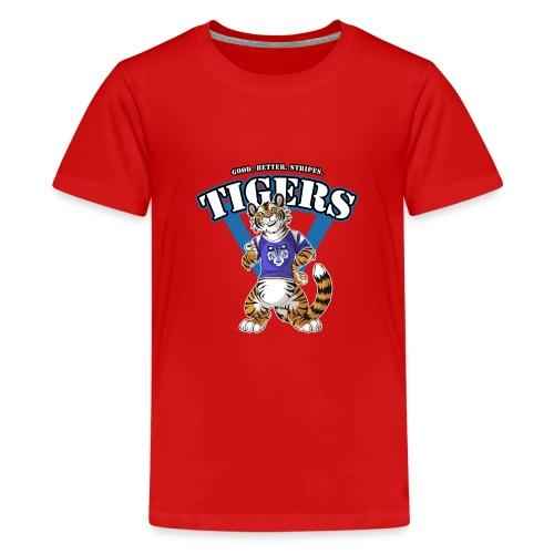 Team TIGERS Blue - Kids' Premium T-Shirt
