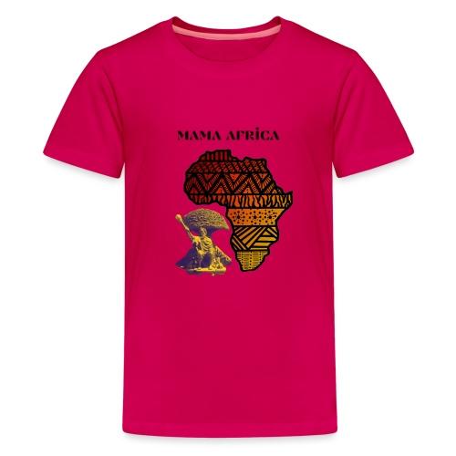 Mama Africa - Kids' Premium T-Shirt