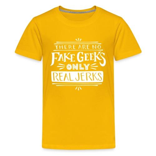 real jerks doodads - Kids' Premium T-Shirt