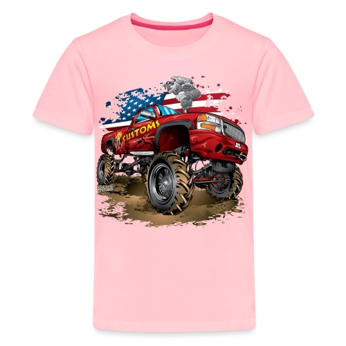 PT Customs Original - Kids' Premium T-Shirt