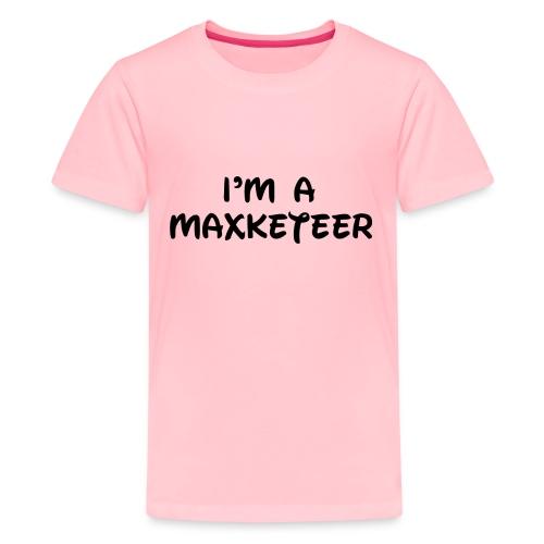 Maxketeer copy - Kids' Premium T-Shirt
